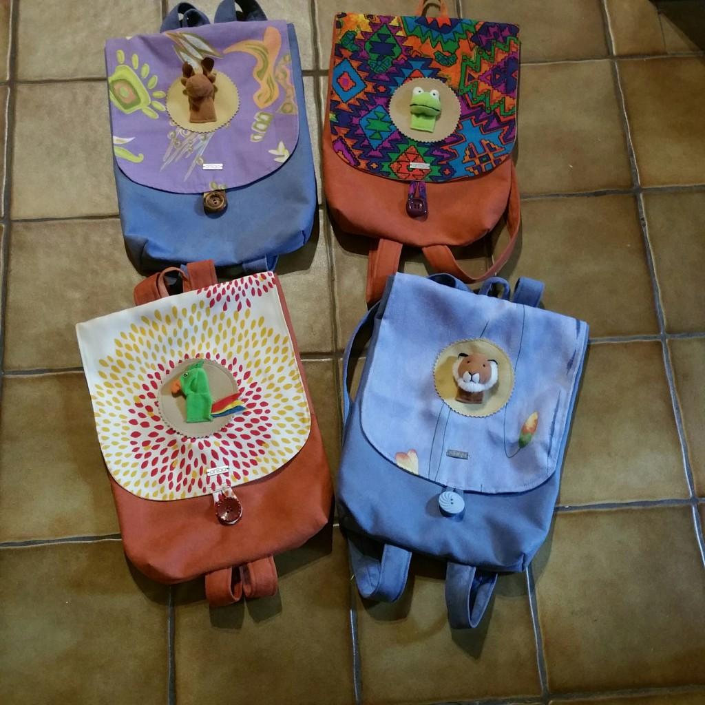 Rucksäckchen für Kinder