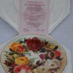 Erlesene-Sammelteller-Royal-Albert-Porzellan
